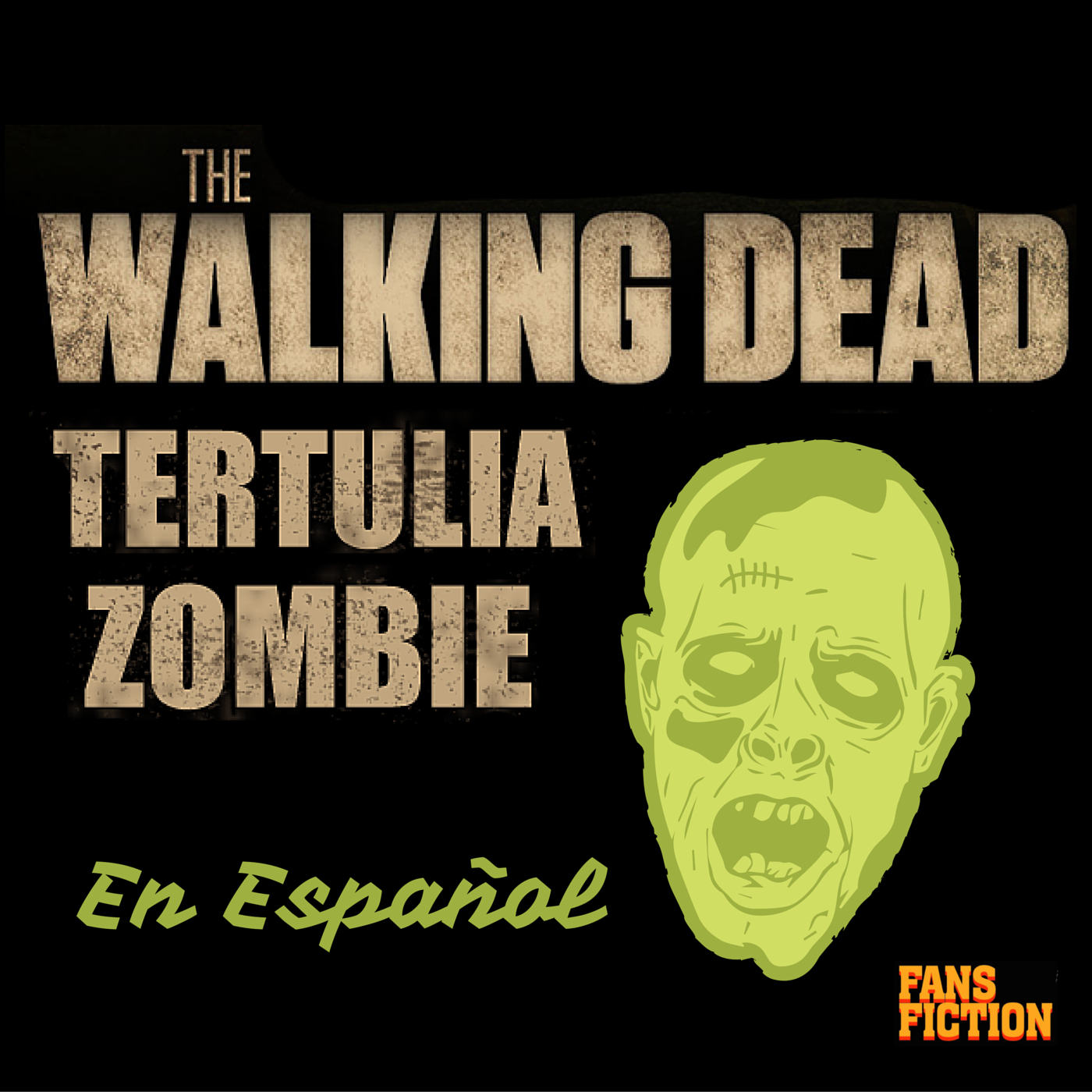 The walking dead: Tertulia zombie